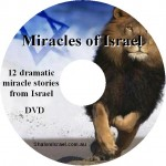 12 Miracles of Israel DVD