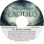 Enoch Lavender - The Greater Exodus DVD