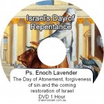Enoch Lavender - Israel's National Day of Repentance
