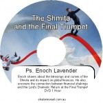 DVD: Ps Enoch Lavender - The Shmita and the Final Trumpet