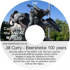 DVD Jill Curry: Completing  the ANZAC  Mandate
