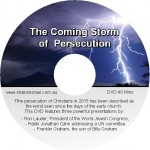 The Coming Storm of Persecution - DVD