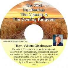 Rev. Willem Glashouwer: The 7 Seals & The Coming Kingdom DVD