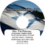 Pat Ramsay - The Indestructible Jew DVD